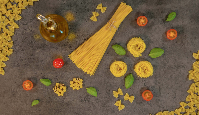The story of pasta around the world