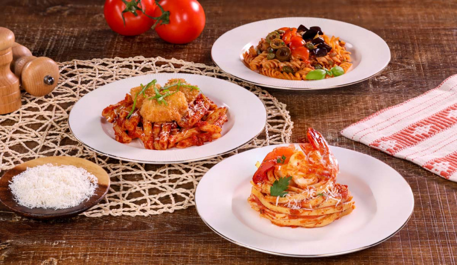 4 Pasta Recipes for Family Meals