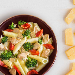 Cheesy Pasta Recipes Kids Will Love