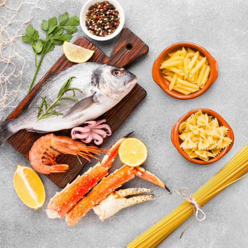 5 Tips for Cooking Seafood with Pasta