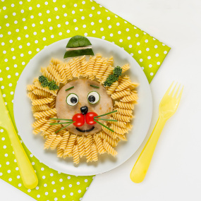 Easy Pasta Cooking recipes with kids