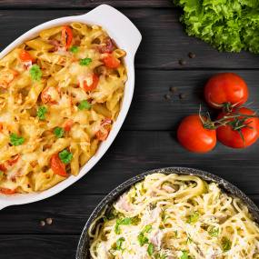Irresistible Baked Pasta Recipes