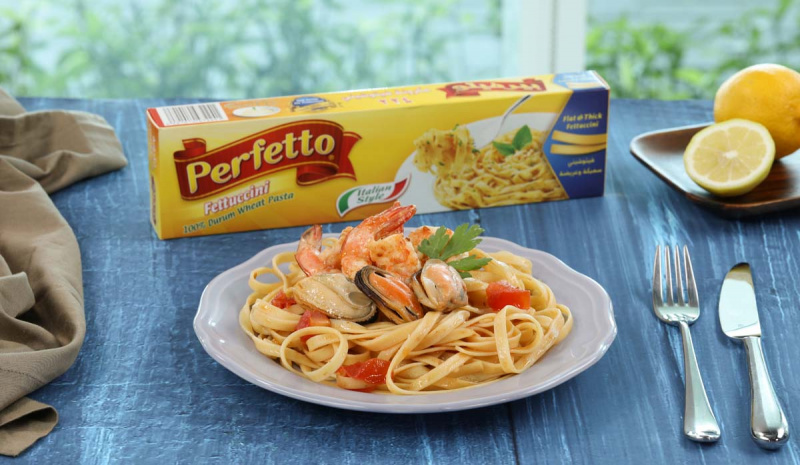 Best Seafood Pasta Recipe