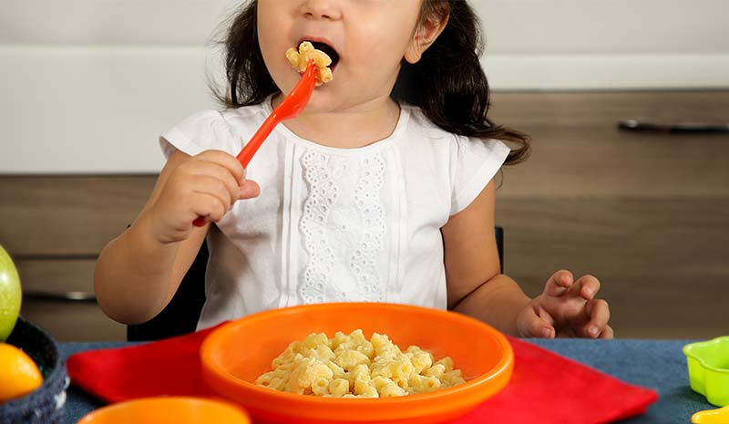 Simple Pasta Dishes for Toddlers